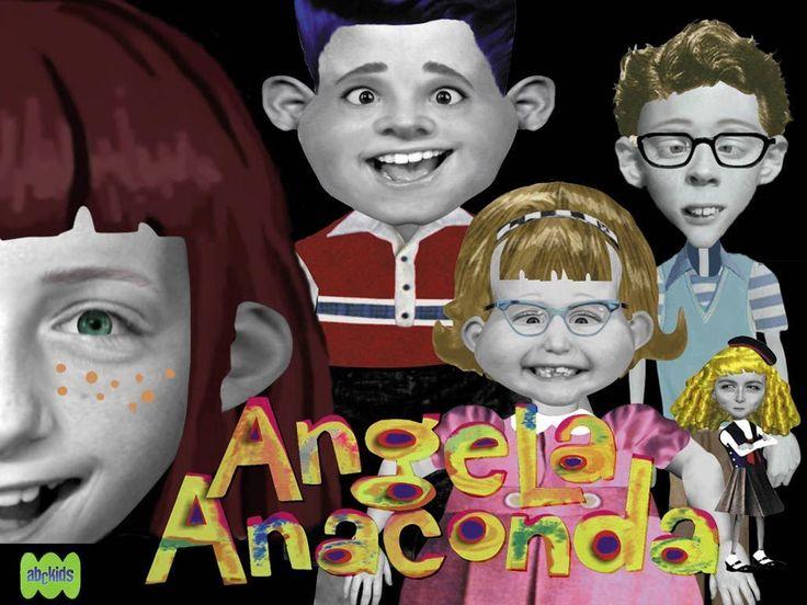 Angela Anaconda images Angela Anaconda HD wallpaper and background ...
