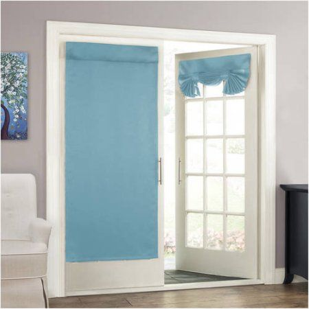 1000 Ideas About Door Window Curtains On Pinterest