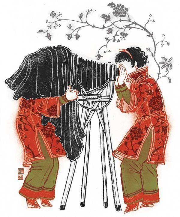 Contemporary Chinese Fiction by Yuko Shimizu #illustration #illustrations #art #chinese