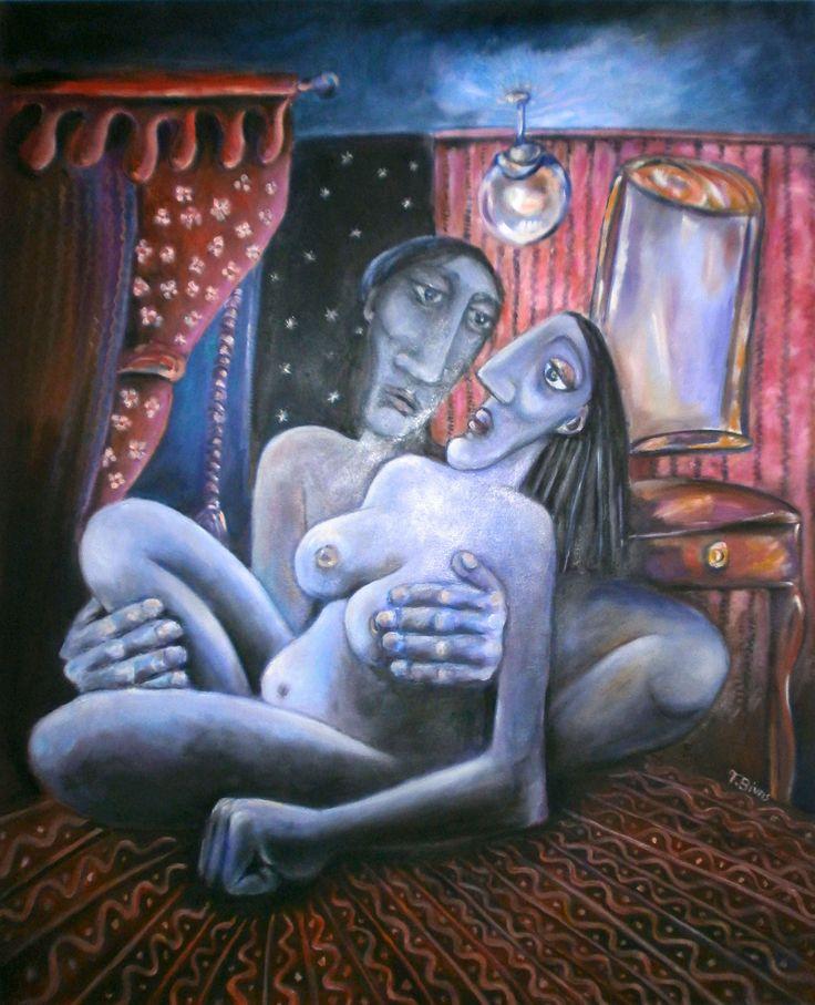 melancholy. By Takis Vinis