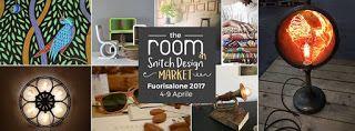 EVENTO: Snitch Design Market @The Room - Fuorisalone 2017 www. Milano Design Week .org
