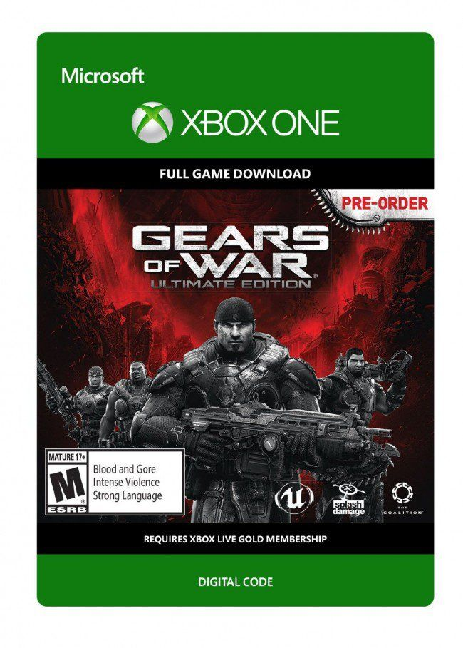 Experience the game that launched one of the most celebrated sagas in entertainment with Gears of War: Ultimate Edition. The shooter that defined the first generation of HD gaming has been painstakingly remastered in 1080P and modernized for Xbox One, and is packed full of new content including five campaign chapters never released on Xbox. The story of Gears of War thrusts gamers into a deep and harrowing battle for survival against the Locust Horde, a nightmarish race of creatures that…