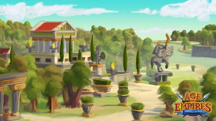 Age of Empires Online fondo 5