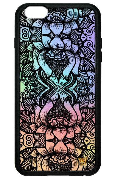 NEW Wildflower Lotus Flower iPhone 6 Plus Case