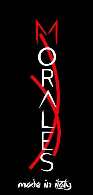 Studio e Realizzazione Logo per Aleandro morales #logo #font #abbigliamento #dmprint #style #fashion #logotype