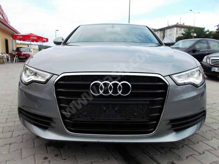 Audi A6 2.0 TDI EKŞİOĞLU OTOMOTİV'DE 2012 AUDİ A 6 177 HP 2.0 DİZEL
