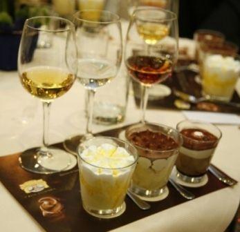 abbinamento vino gelato