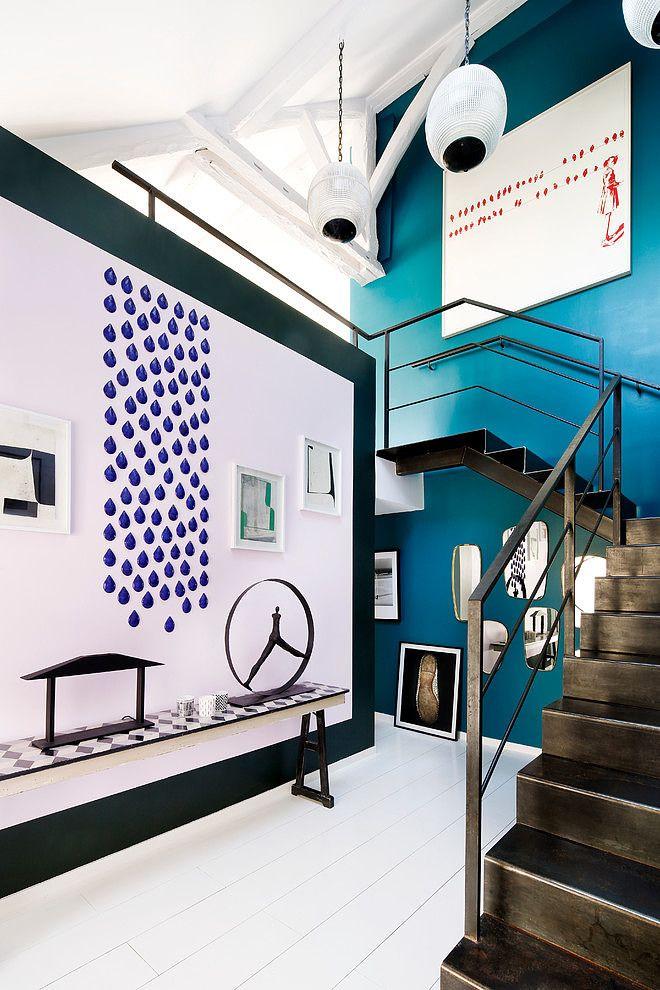 My Dream House #34 Duplex in Paris by Sarah Lavoine | Home Adore