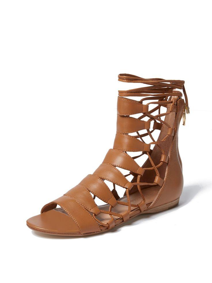 Adal Gladiator Sandal. Flat Gladiator SandalsSigerson MorrisonGladiatorsShoe  ...