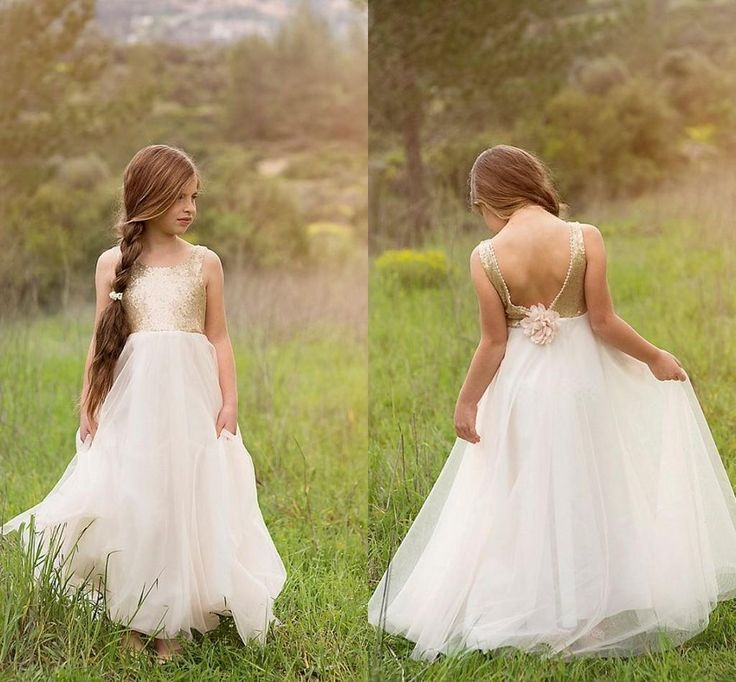 Wholesale Junior Bridesmaid Dresses in Bridesmaids' & Formal ...