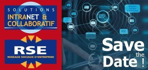 Salon en mars 2015 sur les Solutions Intranet & Collaboratif - RSE, réseaux sociaux d'entreprise