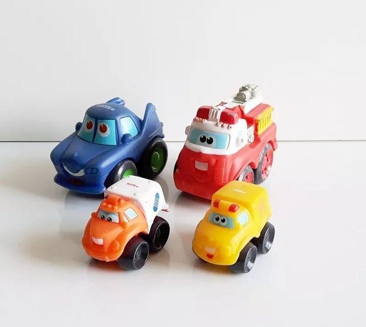 Lote 4 Caminhões Tonka Original Chuck & Friends - Hasbro - R$ 49,90 em Mercado Livre