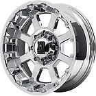 20x10 Chrome XD XD807 Strike 5x5 -24 Rims Nitto Mud Grappler 35x12.50R20LT - http://awesomeauctions.net/wheels-rims/20x10-chrome-xd-xd807-strike-5x5-24-rims-nitto-mud-grappler-35x12-50r20lt/