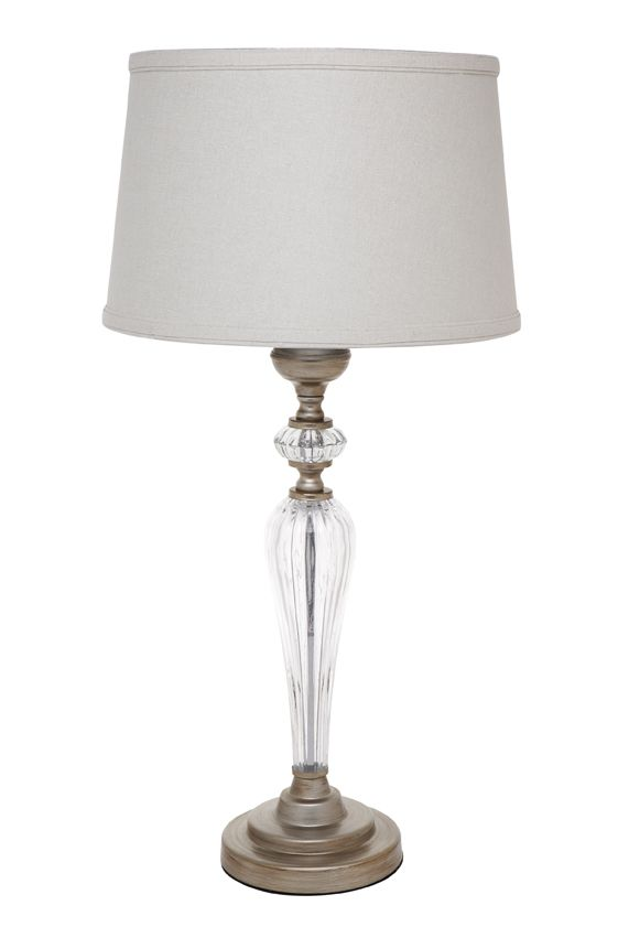 Charlotte bedside lamps pair
