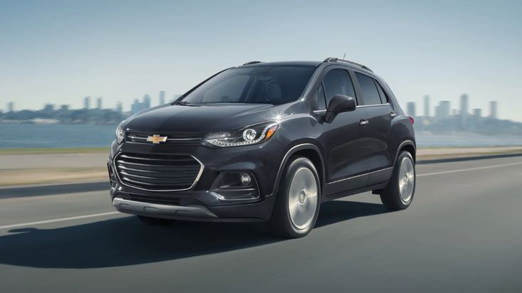 2020 Chevrolet Trax Review, Pricing, and Specs   Chevrolet ...
