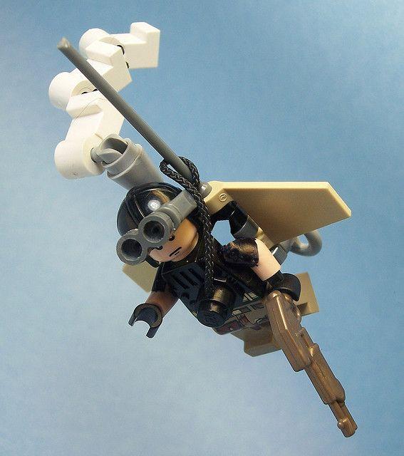 Steampunk Rocketeer | Flickr - Photo Sharing!