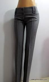 Resultado de imagen para como hacer un pantalon de vestir para dama paso a paso