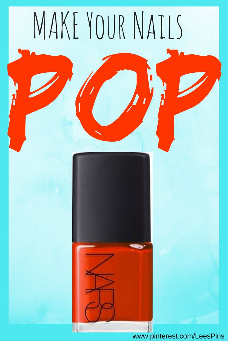 Beautiful Christmas Gifts For Her Part - 40: NARS Nail Polish In Hunger -afflink. #colorpop #NARS 2017 ~This Is