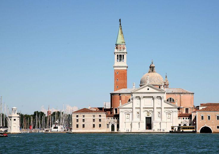 San Giorgio Maggiore 20070710-1 - Category:Basilica di San Giorgio Maggiore (Venice) - Wikimedia Commons