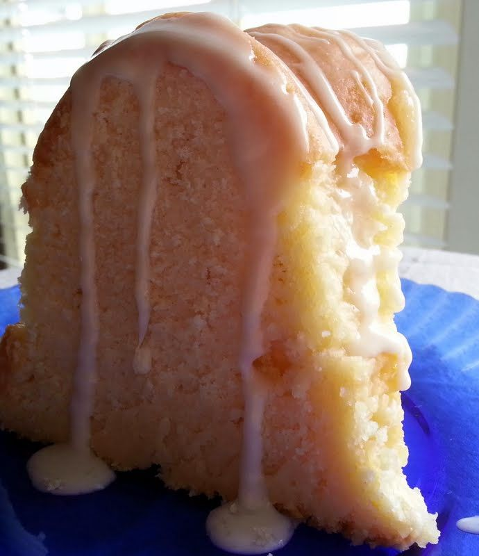 "Cream Cheese Pound Cake - ""This cake is wonderfully moist, and very delicious."" @allthecooks #recipe"