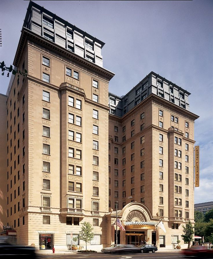 Historic, boutique-style hotel in Washington D.C.!