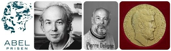Pierre Deligne is a Belgian mathematician born in 1944. He is known for work on the Weil conjectures (on generating functions derived from counting the number of points on algebraic varieties over finite fields), leading to a complete proof in 1973. What he did is considered the geometric analogue of the Riemann hypothesis. He is the winner of the 2013 Abel Prize, 2008 Wolf Prize, and 1978 Fields Medal, making him one of four mathematicians to achieve this.