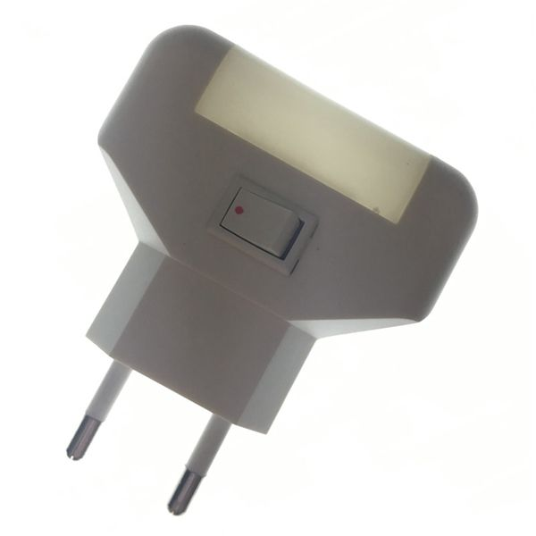 1W LED Night Lamp With Switch For Children Bedroom Home Emergency Lamp AC220V