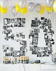 Resultado de imagen para decoracion fiesta 50 años para mujer