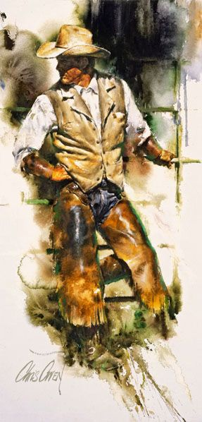 Chris Owen Western Art And Art Paintings On Pinterest