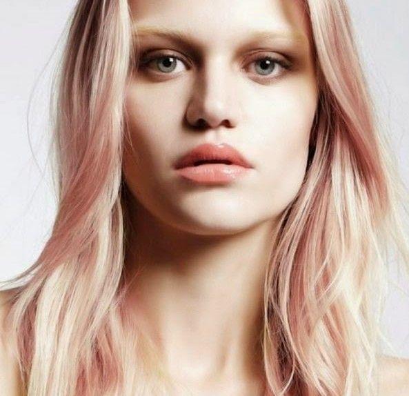 colore capelli 2016 oro rosa