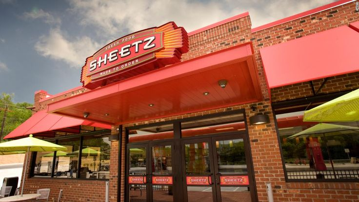 sheetz huntington food menu
