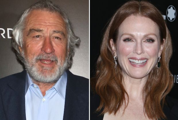 Academy Award-winning actors Robert De Niro and Julianne Moore are attached to star in a potential TV seriesfromAmerican Hustledirector David O. Russell.  A small-screen venture for De Niro wouldn't be entirely unexpected.  TheGoodfellas actor has already completed production on HBO's Bernie Madoff