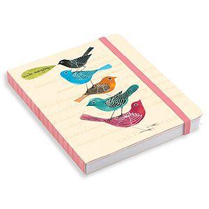 Avian Friends Pocket Planner: Crafts Ideas, Birds Art, Avian Friends, Gifts Ideas, Birds Notebooks, Geninn Zlatka, Home Gifts, Friends Pockets, Pockets Planners