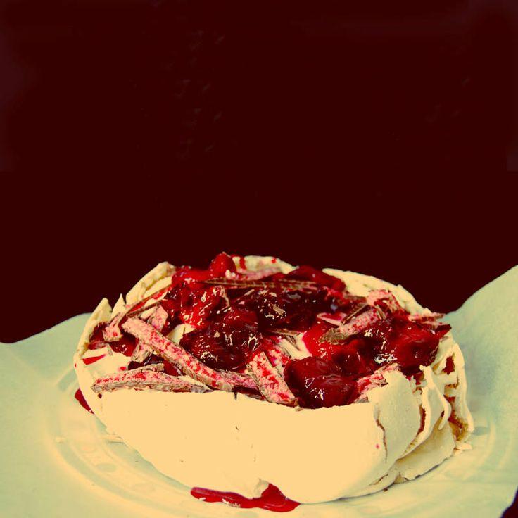 The Aussie Pavlova recipe http://www.ballaratfood.com/index.php/recipes/pavlova
