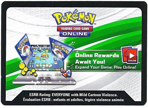 Pokemon XY Hoopa , Latios , Rayquaza TCG Online Code Set