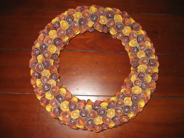 Another wreath I made!