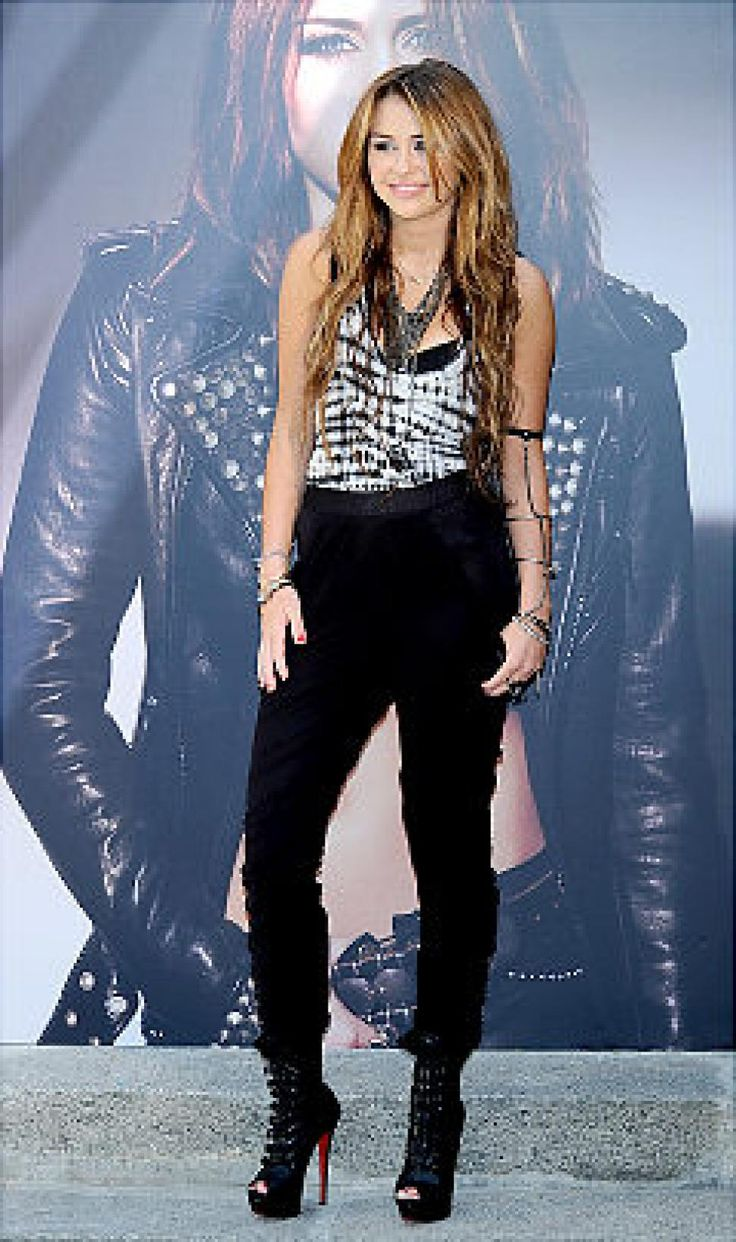 61 best Miley Cyrus images on Pinterest | Miley cyrus style ...