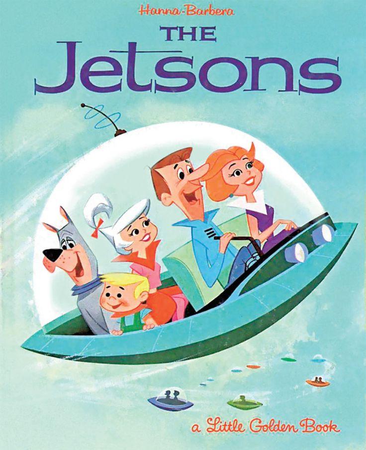 Retro Futurism - The Jetsons book