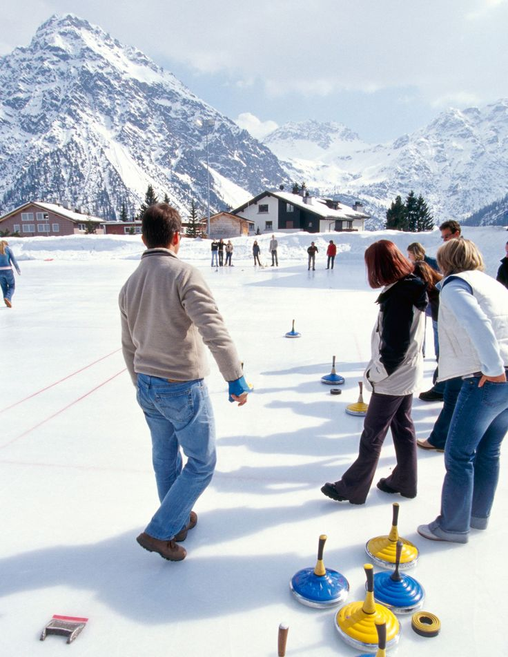 Rocking the USA- growing popularity of curling