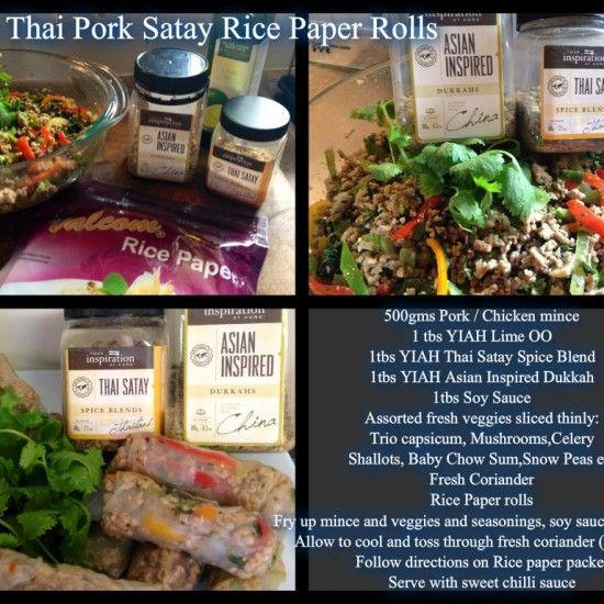 YIAH+Thai+Pork+Satay+Rice+Paper+Rolls
