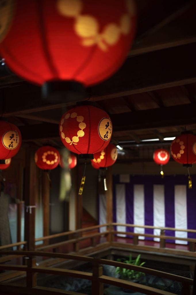 上七軒歌舞練場 KYOTO JAPAN