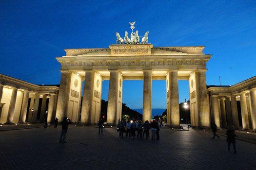 Brandenberg Gate, Berlin, Germany  #Cheapflights2013