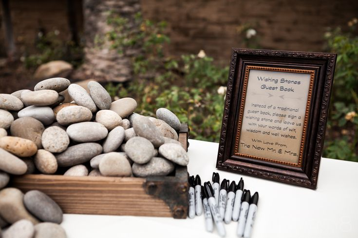 Irish Wedding Tradition- Wishing Stones #selinaroseweddingsandevents www.selinarose.net
