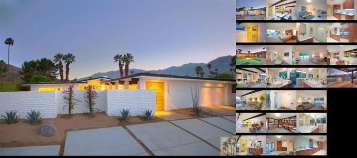 1499 East VIA ESTRELLA , Palm Springs, CA 92264   MLS# 41462130