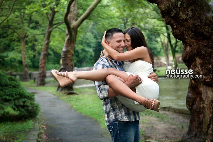 Summer Engagement Photoshoot At Monocacy Creek In