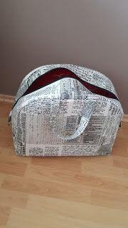dada : Cestovná taška - moja prvá :)