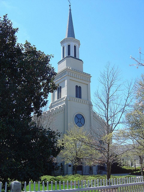 First Presbyterian Church is an historic Presbyterian church located at 642  Telfair Street in Augusta, Georgia in the United States. Built in 1809