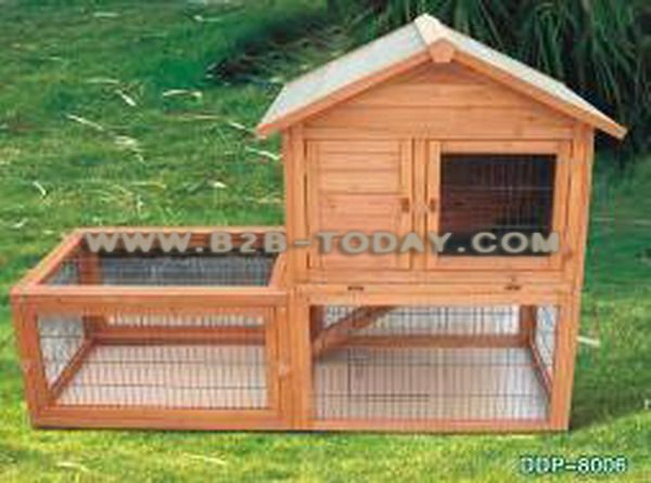 Diy wooden rabbit hutch plans woodworking projects plans for Wood hutch plans