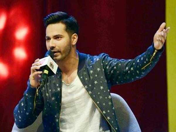 Actor Varun Dhawan who was in Delhi for an event wished the Prime Minster…