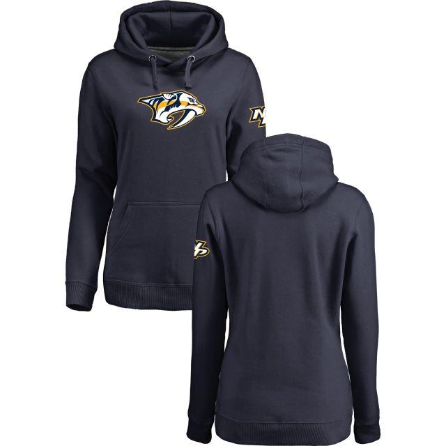 Women's Nashville Predators Design Your Own Hooded Sweatshirt